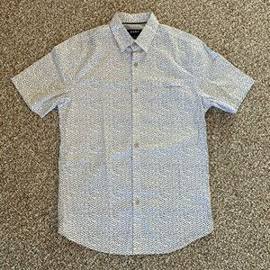 DKNY button down shirt